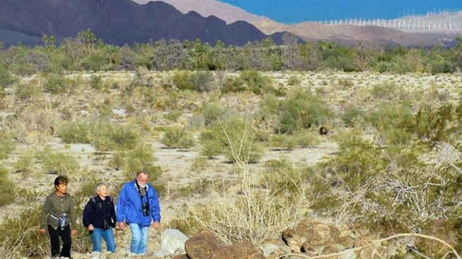 Re-Opening: Living Desert Hiking Trails