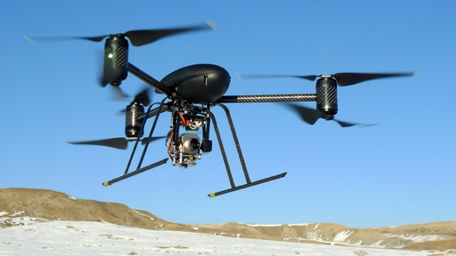 "UC Berkeley Perfecting ""Good"" Drones at ""Drone Lab"""