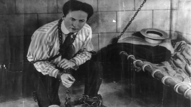 Harry Houdini Halloween Séance Planned in San Francisco