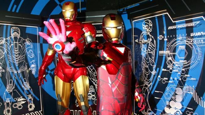 NASA Develops Iron Man-Like Space Suit