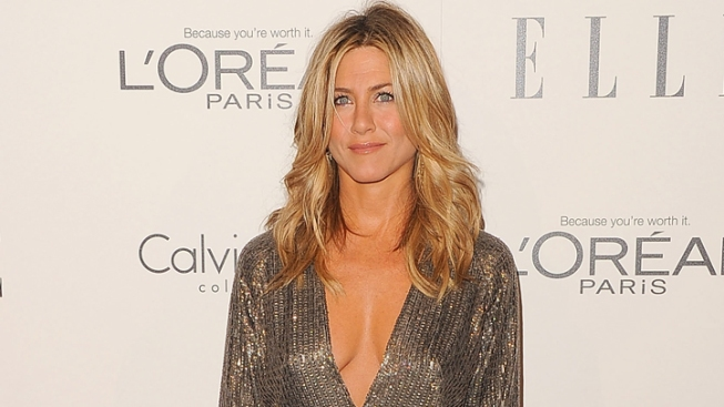 Jennifer Aniston Hints She's Tried Injectables