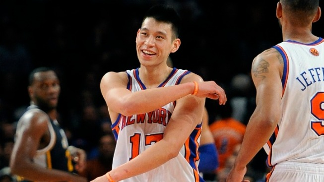 Jeremy Lin Credits God for Linsanity