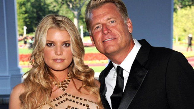 Jessica Simpson's Dad Charged, Could Face Jail Time