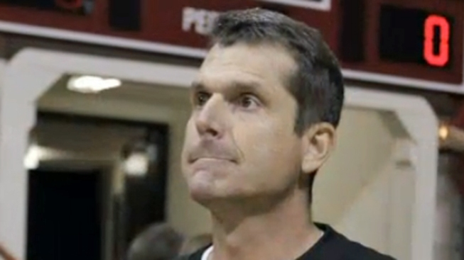Jim Harbaugh Gets a New Job With Indiana