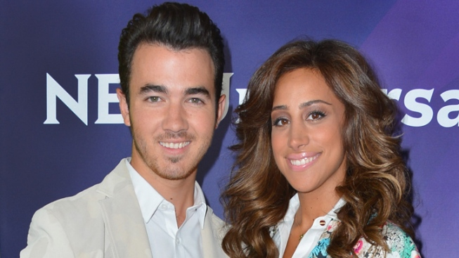 Kevin Jonas and Wife Danielle Expecting Their First Baby