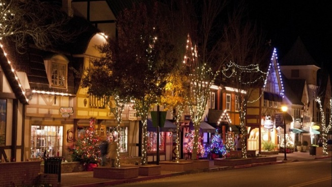 Julefest: Find Your Seasonal Solvang Fun