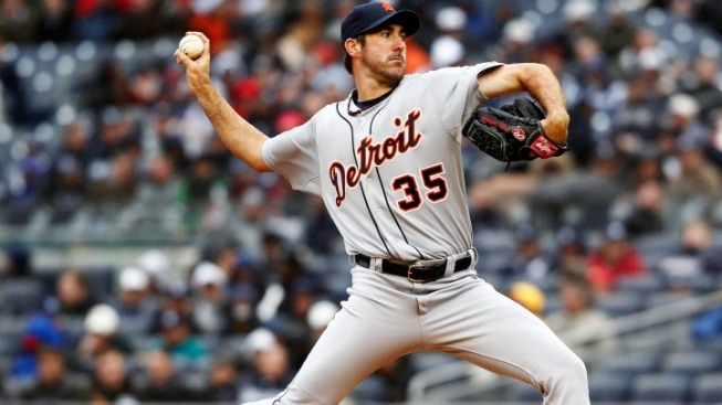 Detroit's Verlander Throws Second Career No-Hitter
