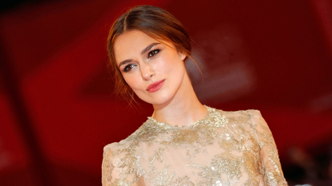 Keira Knightley Engaged to Rocker Boyfriend