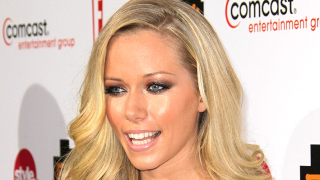 """Splash"" Shocker: Kendra Wilkinson Quits Because of Her Fear of Heights"