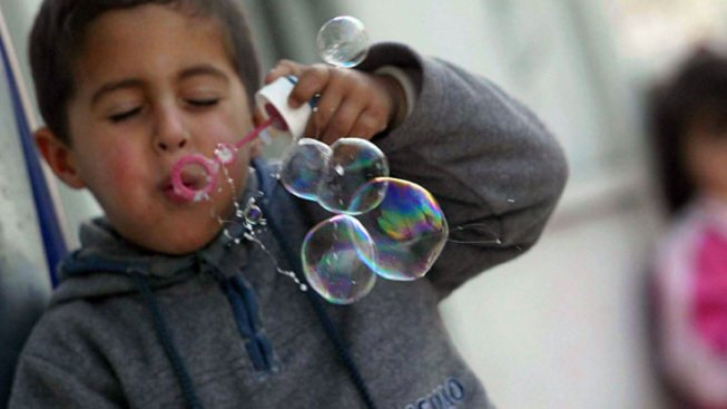 Bay Area Schools to Blow Bubbles in Protest