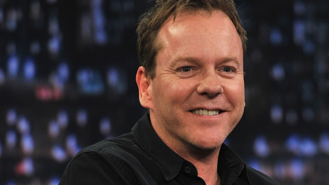 "Kiefer Sutherland Promises a More Connected ""Touch"""