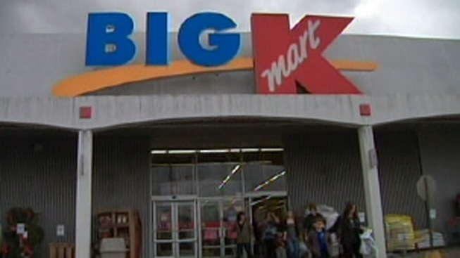 Petaluma Police Arrest Man Wandering Kmart After-Hours