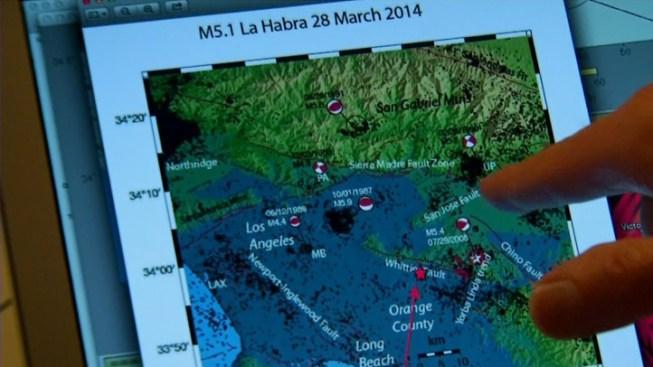 California Fault Mapping Plan Moving Forward Again