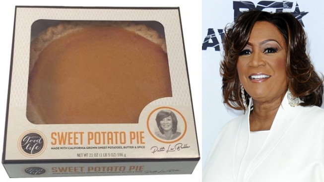 Patti LaBelle's Sweet Potato Pie May Still Be Available at Oakland, San Leandro Wal-Mart Stores