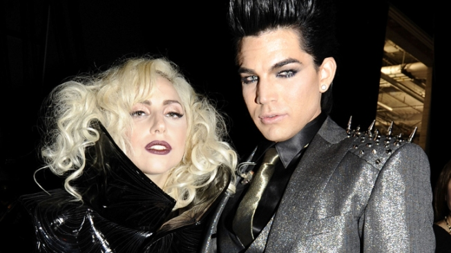 Lady Gaga Booted Adam Lambert from Birthday Party: Report
