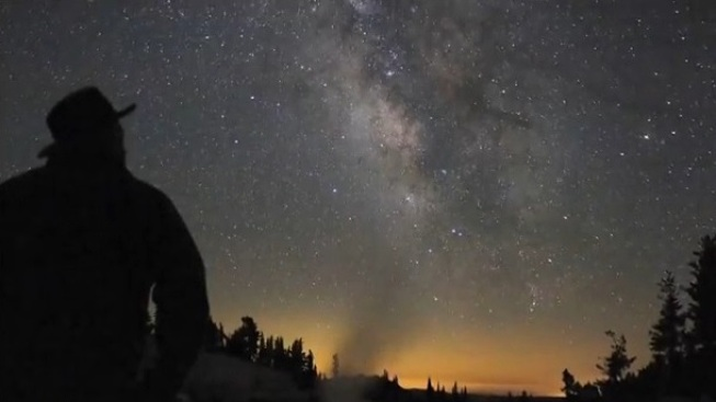August Awe: Lassen Dark Sky Festival