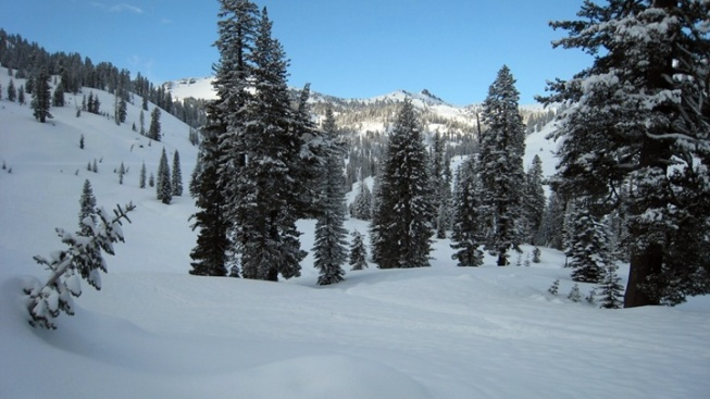 Take a Guided Snowshoe Trek at Lassen Volcanic