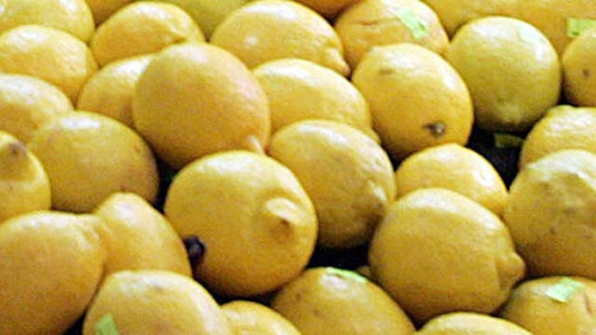 Tart Time: Lemon Festival in Goleta