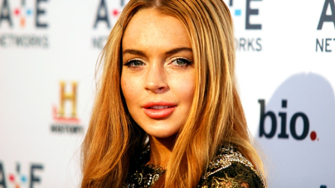 Lindsay Lohan's Bad Day Goes Bi-Coastal