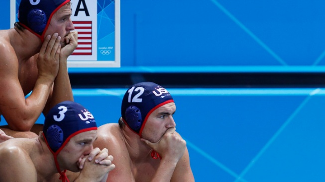 Men's Water Polo Loses to Spain