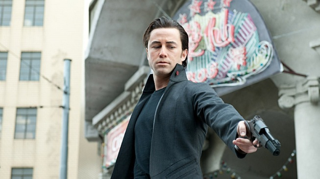 Toronto Film Festival: Joseph Gordon-Levitt Gets a Bruce Willis Makeover