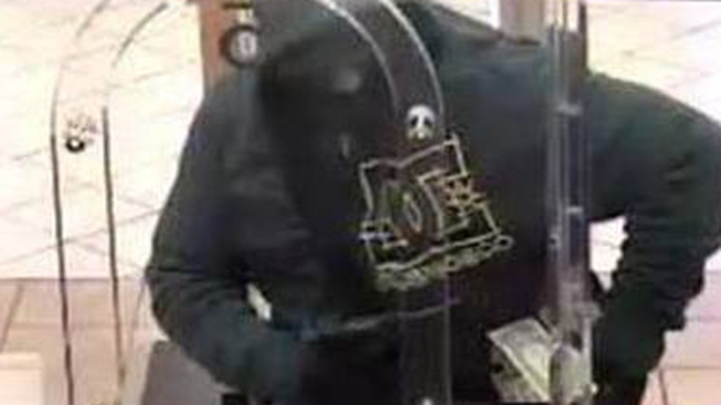 "$15,000 Reward in ""Luger"" Bandit Bank Heist Case"