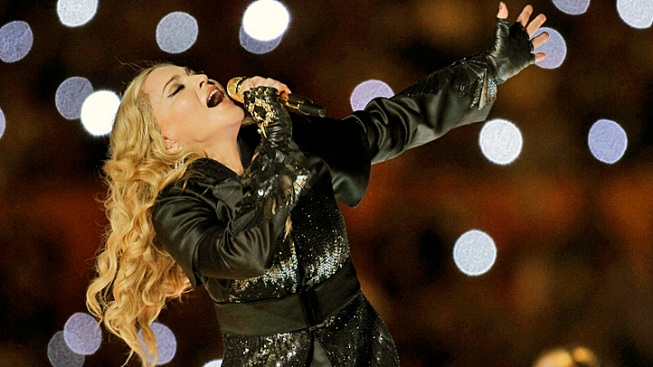 Madonna Brings Bevy of Guests to Rock the Super Bowl