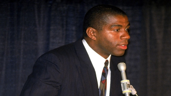 20 Years Ago Today: Magic's HIV Announcement