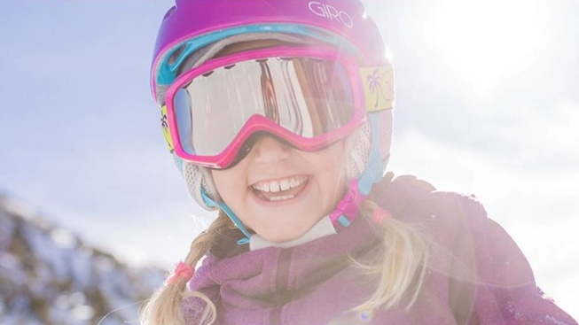 Mammoth: Kids Ski Free Through Season