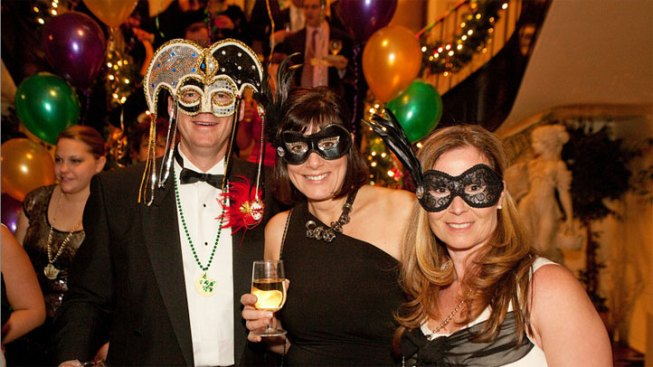 Mardi Gras in the Fillmore District