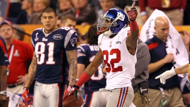 Mario Manningham Agrees to Two-Year Deal with 49ers