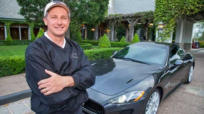 Hole-in-One Lands Man Maserati