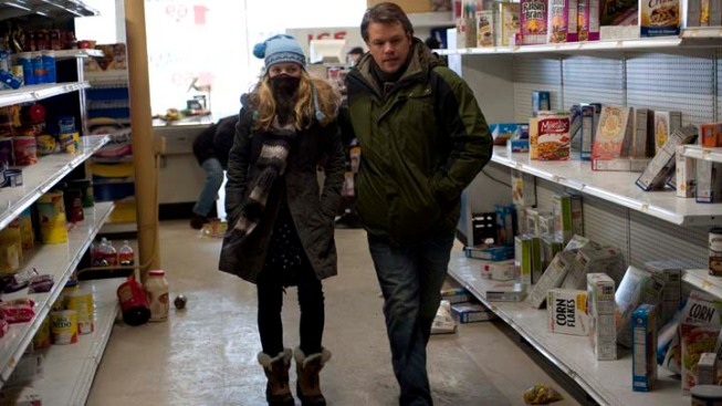 """Contagion"" Wins at Box Office"