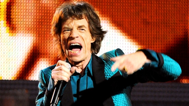 Mick Jagger's Hair Sells for $6,000