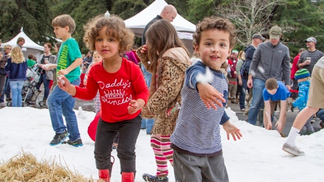 Winterfest: Snow Expected for Mill Valley