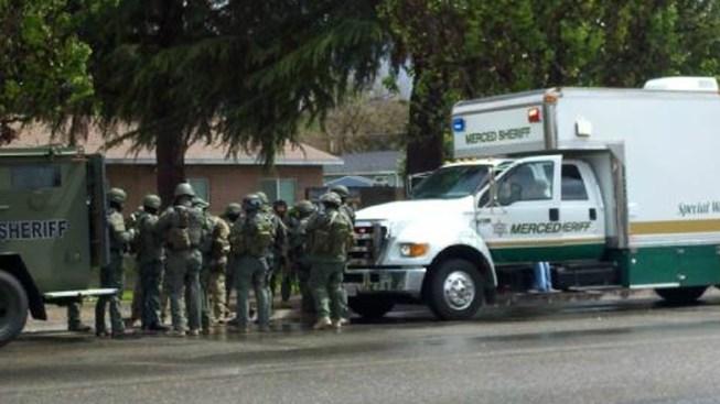 Law Enforcement to Enter Modesto Apartment