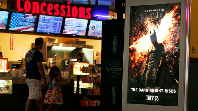 Heightened Alert at Bay Area Movie Theaters Stemming from 'Dark Knight' Shooting