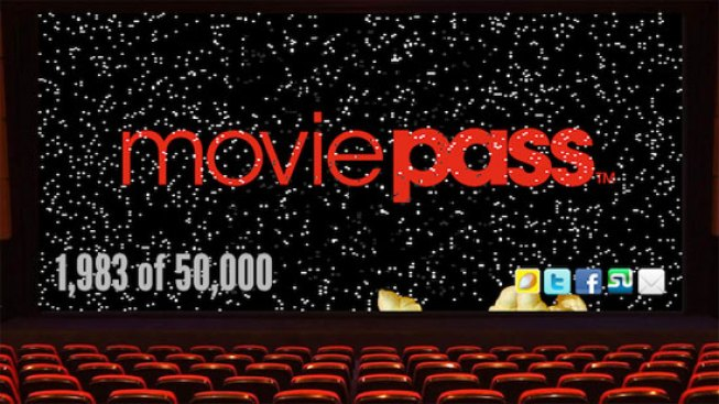 MoviePass: Like Netflix for Movie Theaters