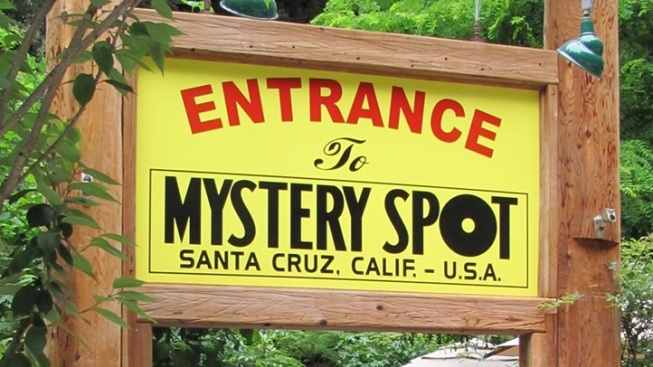 Old-School Road Trip: The Mystery Spot