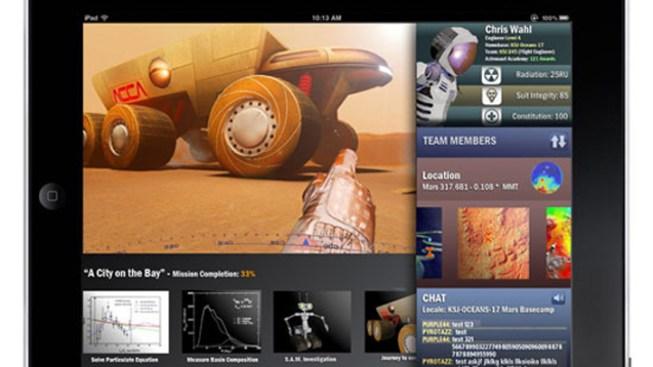 NASA Wants to Make a Video Game, Needs Cash
