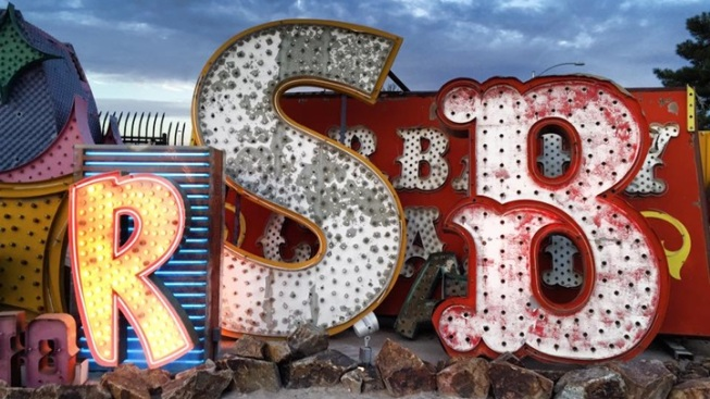 Vegas Neon Museum's December to Remember