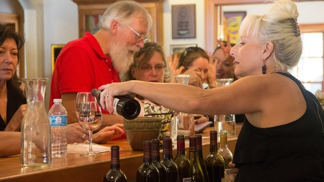 Sweet 'n Mellow: Nevada City Uncorked