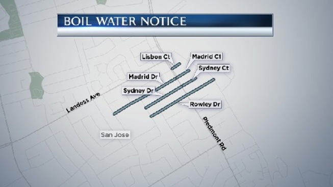 San Jose Residents Told to Boil Water After Area Tests Positive for E. Coli