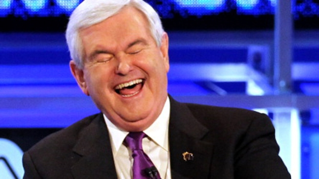 Newt Gingrich Explains San Francisco Values Through Transvestite Encounter