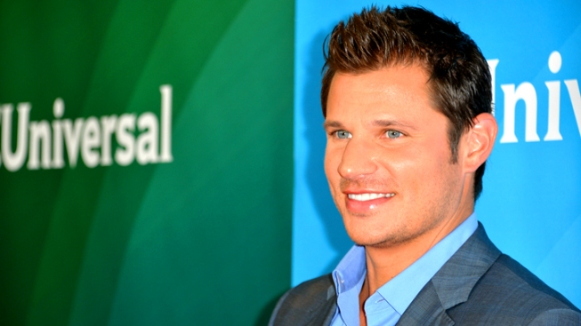 "Nick Lachey:  ""Emotionally Stronger"" from ""Stars Earn Stripes"""