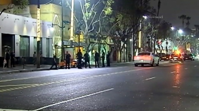 "Hollywood Nightclub Shooting: ""Everybody Hit the Floor"""
