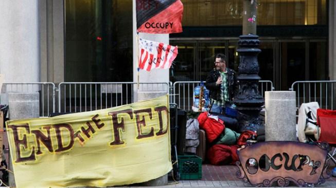 Police Raid Occupy San Francisco at Federal Reserve