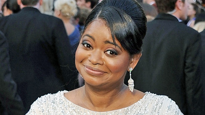 Octavia Spencer Writing Books for Middle Schoolers
