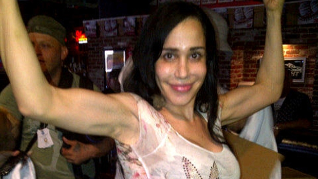 "Strip Club Sues ""Octomom"" for Cancelled Shows"