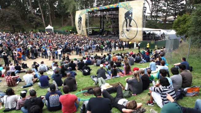 Outside Lands Adds 'Forest Feast' Dining Option